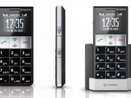 Vodafone lanza el emporia RL1