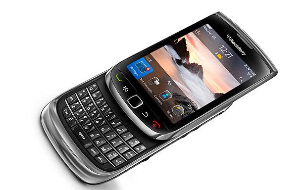 blackberry torch yoigo