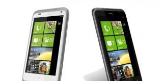 Smartphones HTC con Windows Phone 7