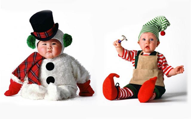 Disfraza A Tus Peques De Navidad - Disfraces-de-nios-de-navidad