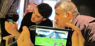 PS Vita en juego