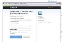 Publica tus tuits en LinkedIn