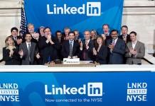 Linkedin salida a bolsa