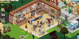 Chefville Facebook Zynga