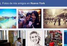 Facebook búsquedas en muros