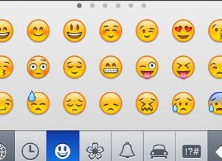 Emoji iphone