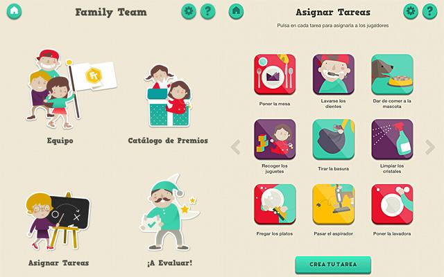 Una App Para Que Tu Familia Ayude En Casa Como En Un Juego Gadwoman