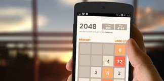 2048 juego app Android