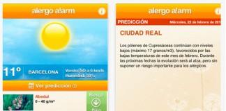 app alergias
