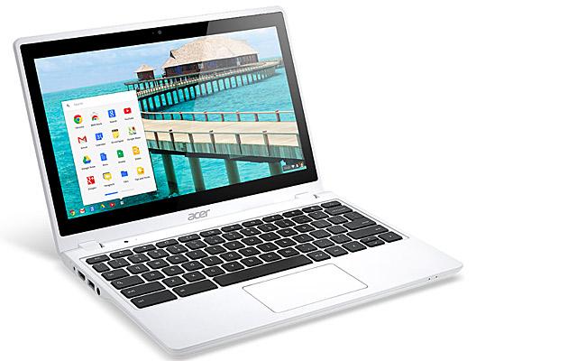 Acer Chrome C710 portátil