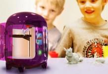 Impresoras 3D para niños