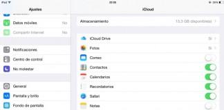 copia seguridad iOS