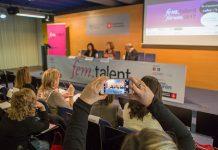 Jornada Fem Talent, en Barcelona Activa