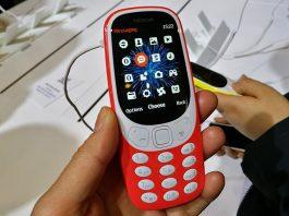 Nokia 3310 presentado en el MWC17