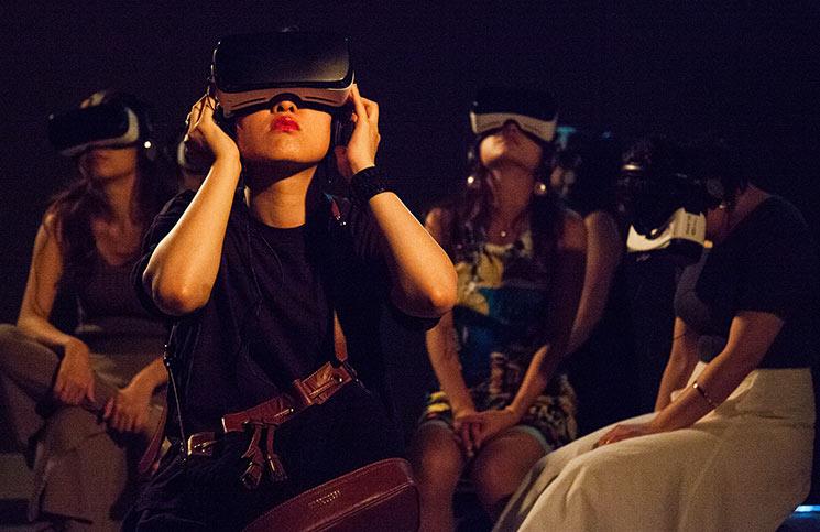 Sónar+D con Exposición Björk Digital