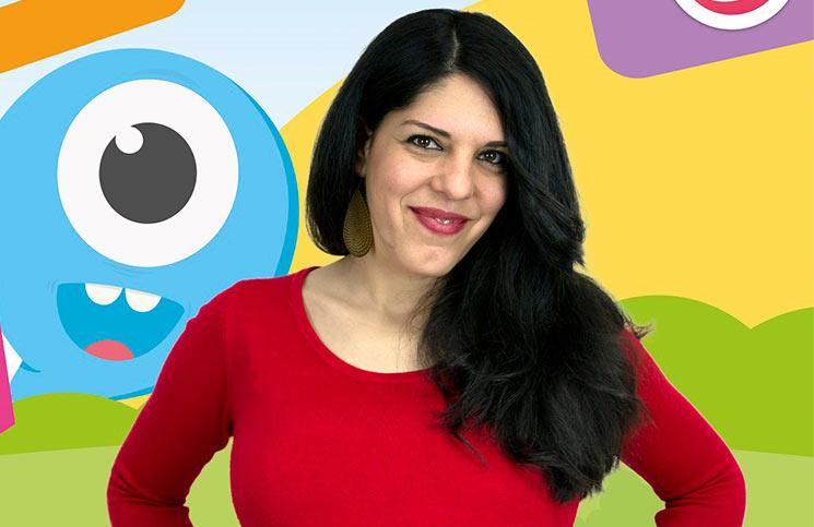 Marieta Vieda, cofundadora de Lingokids