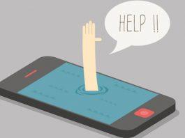 Perder móvil