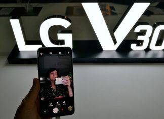 LG V30. IFA 2017