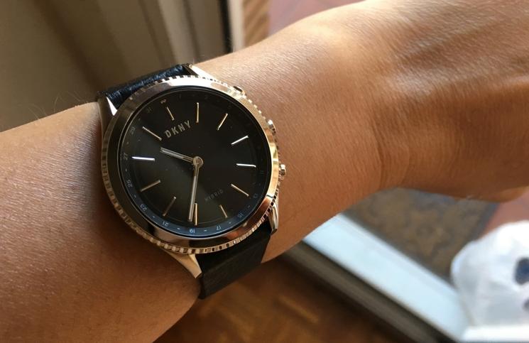 DKNY smartwatch